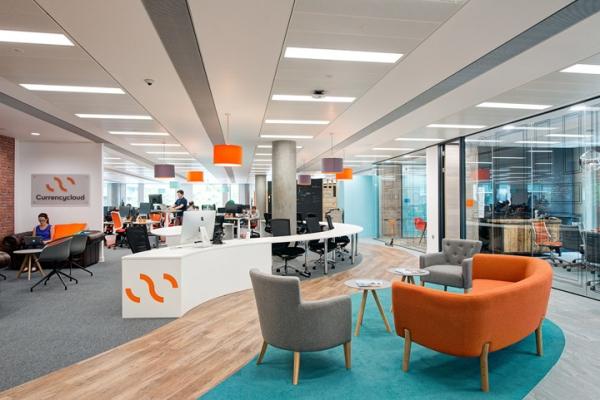 更具有個性的深圳辦公室裝修設計裝飾效果解析