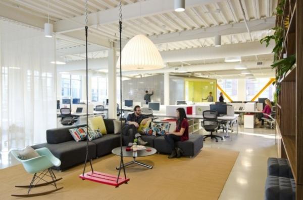 工業風格的深圳辦公室裝修設計特點解析!
