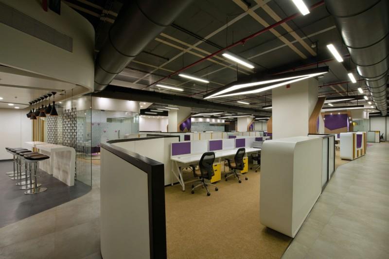 現代深圳辦公裝修空間設計的重要性及創意理念解析