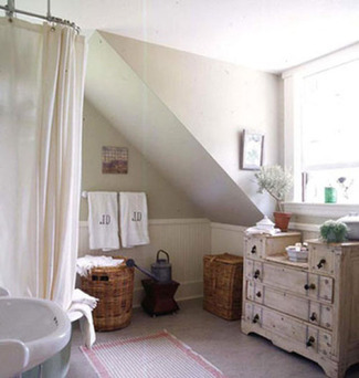 阳台设计,整洁收纳多功能洗衣房