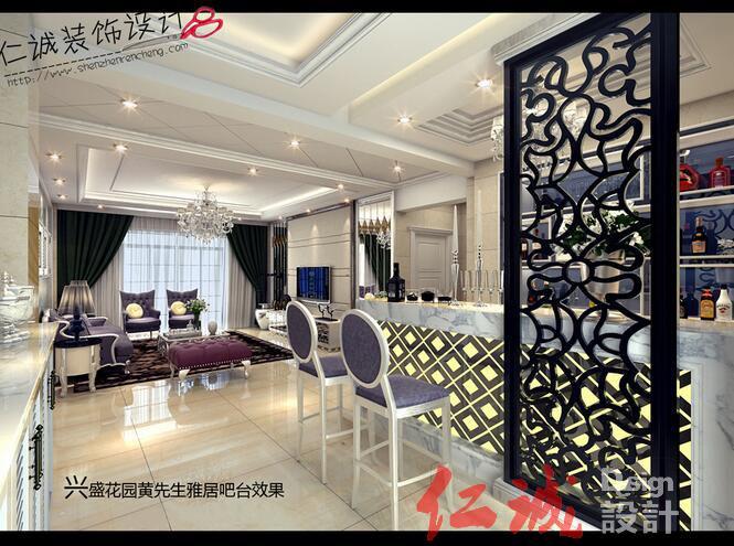 深圳装修案例欧式风格装修效果图-欧式风格家装案例