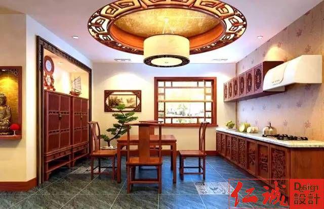 【深圳仁诚装饰】为什么说要留一套红木家具给儿女?