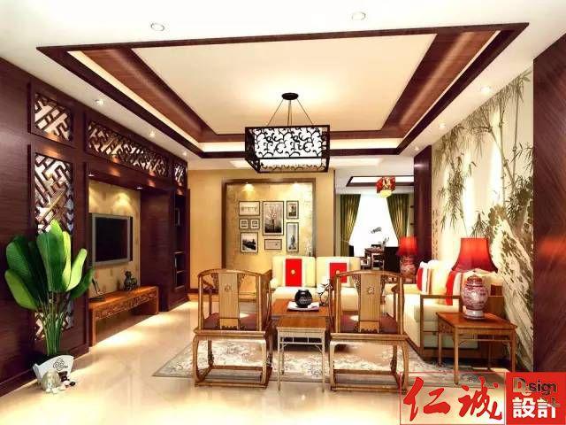 深圳中式风格装修公司