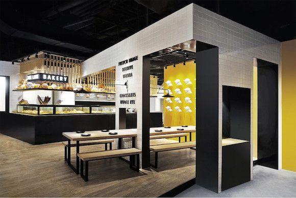 深圳靠谱装饰公司告诉你什么是年轻人喜欢的餐厅设计