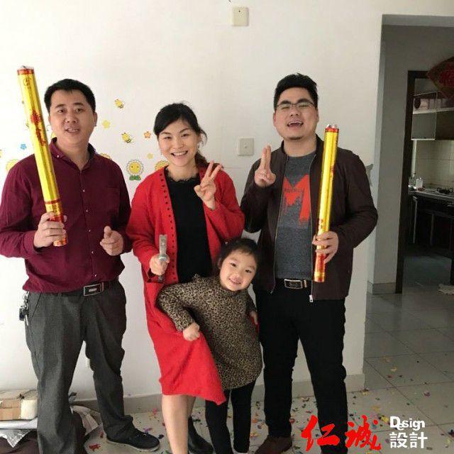 朗景园F栋--蔡蔡的美居(开工大吉)-深圳仁诚装修网