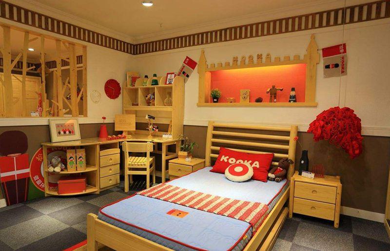 【深圳仁诚装饰】家装儿童家具需要做到哪些才算真正的安全