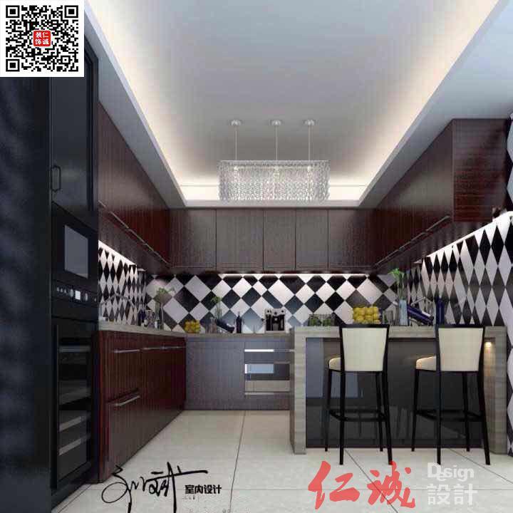 深圳办公室茶水间装修效果图