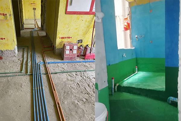 深圳旧房改造水电改造施工