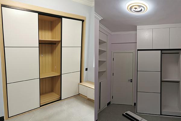 深圳旧房改造设计房间柜子效果图