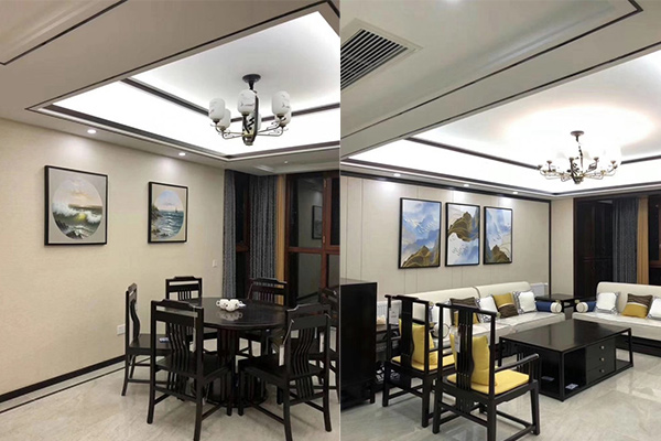 让你眼前一亮的新中式风格装修设计,是否是你喜欢的风格
