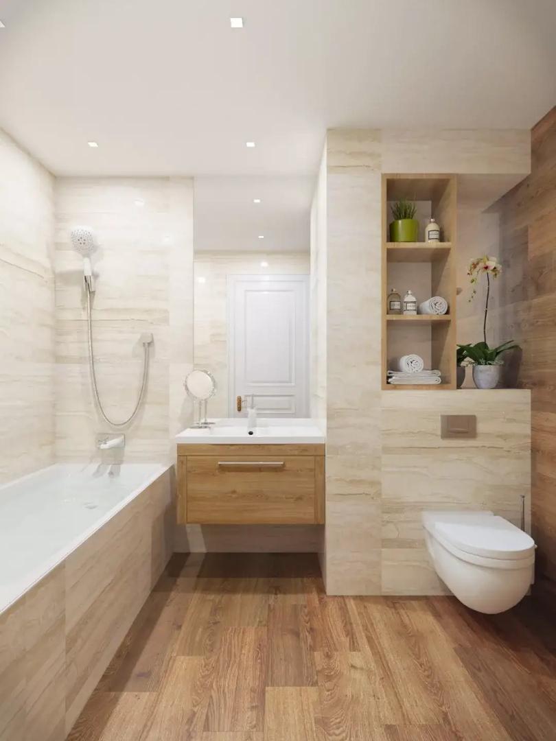 衛生間怎么做壁龕?大膽談一談