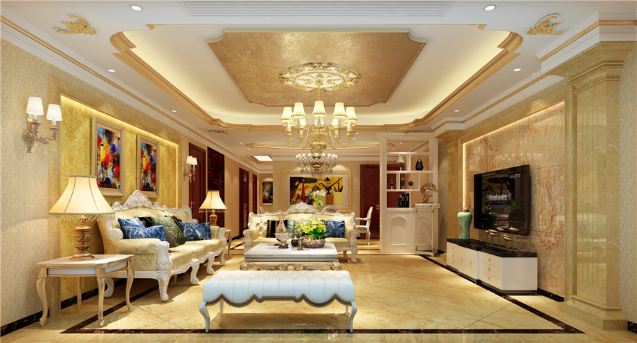 客厅灯光怎么设计最实用?