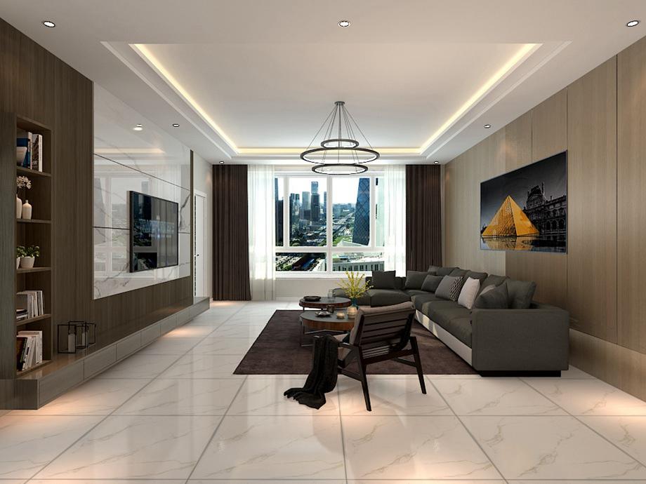 长方形客厅如何装修?这些事项要注意!
