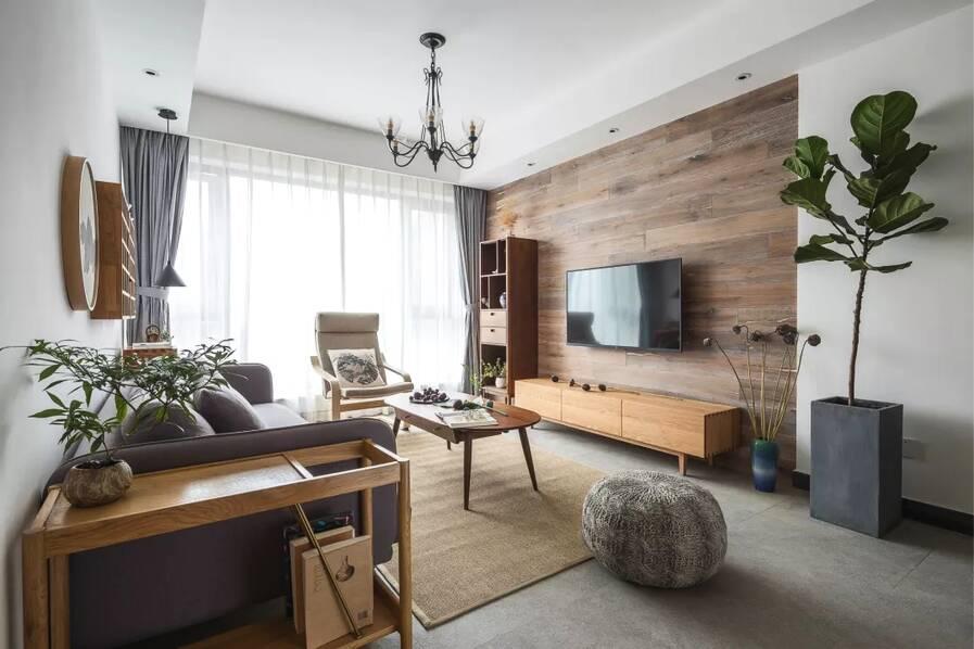 <九州通大厦小区>阳光城把大自然搬进120㎡三室两厅
