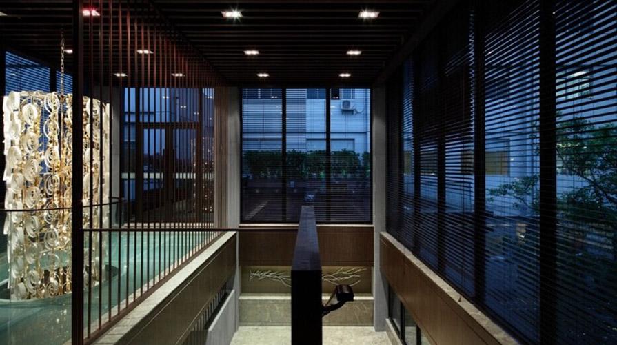 澳门装潢案例高等级coffee厅装潢策划170方