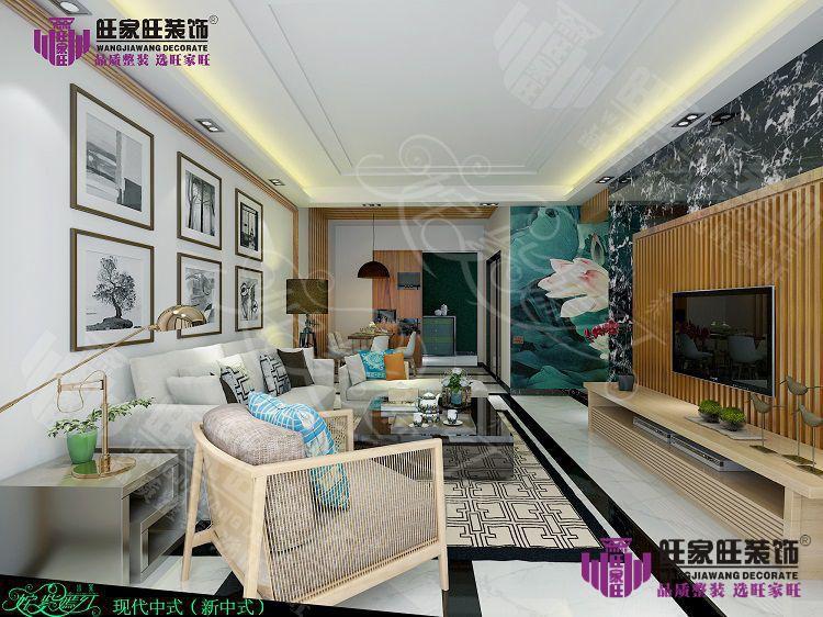 中央香榭新中式性状style策划案例