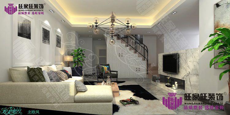 5个窍门让你装修出简单又舒适的客厅
