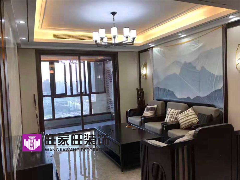 南昌装修设计师绿地朝阳中心