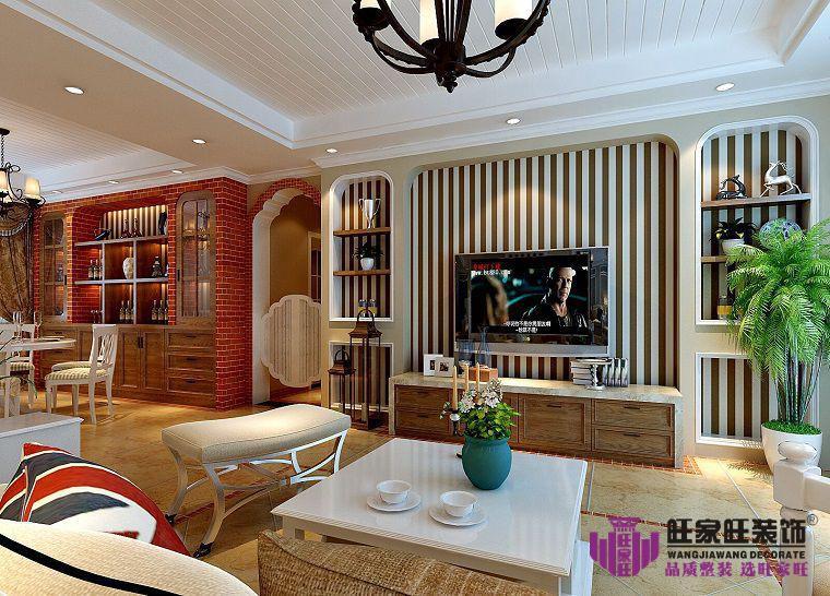客厅墙面流行颜色推荐