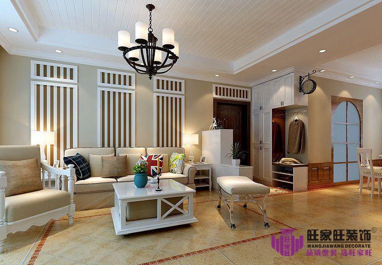 客厅装修隔断技巧 让你家里多一个空间