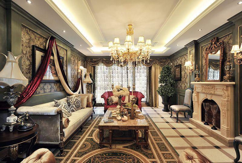 狭长客厅的装修设计要点