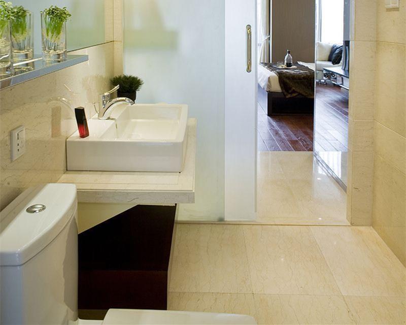 怎样打造高档次卫生间瓷砖装修风格?