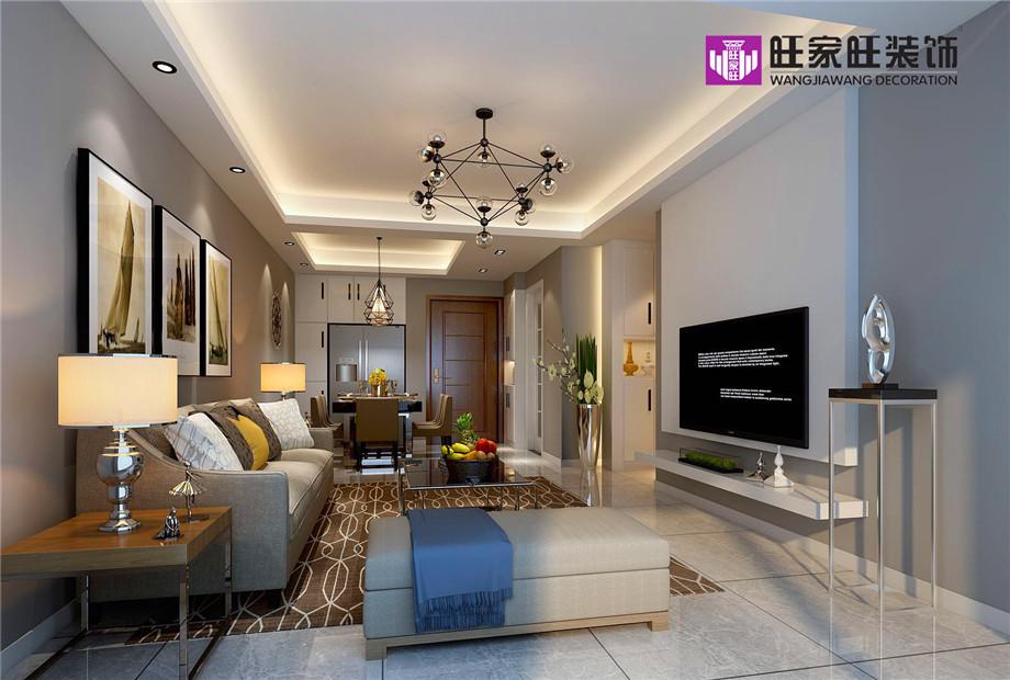 沙发与墙面配色的4种美美组合