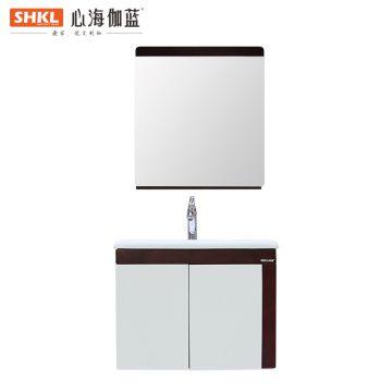 南昌心海伽蓝浴室柜XC006-60 适用单孔龙头