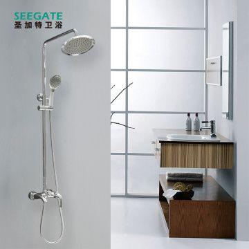 南昌圣加特 圆的恒温淋浴花洒 SGT-9001