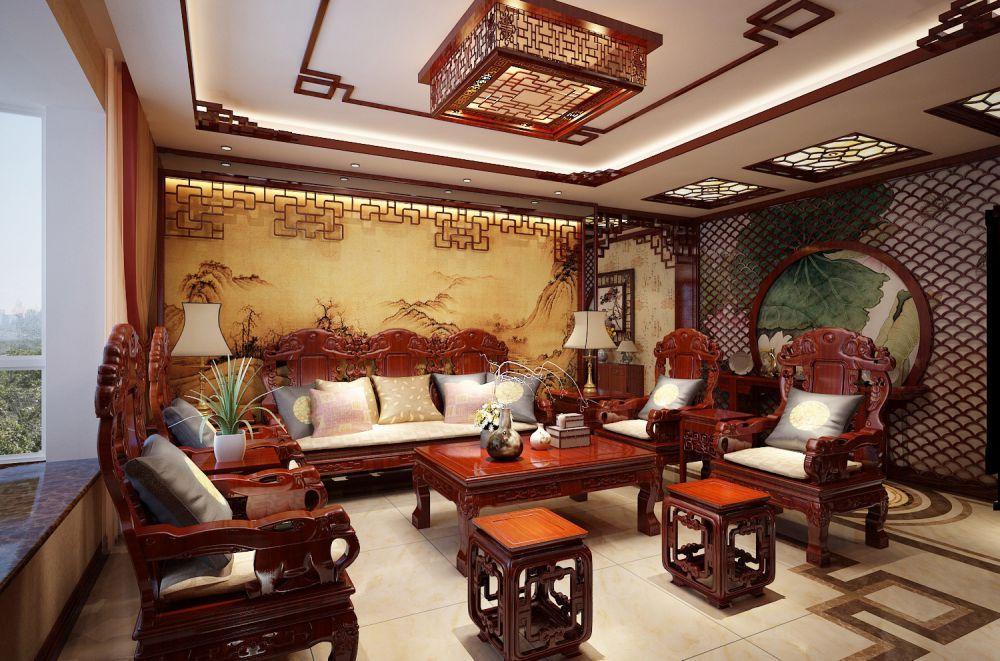 中式——依林园