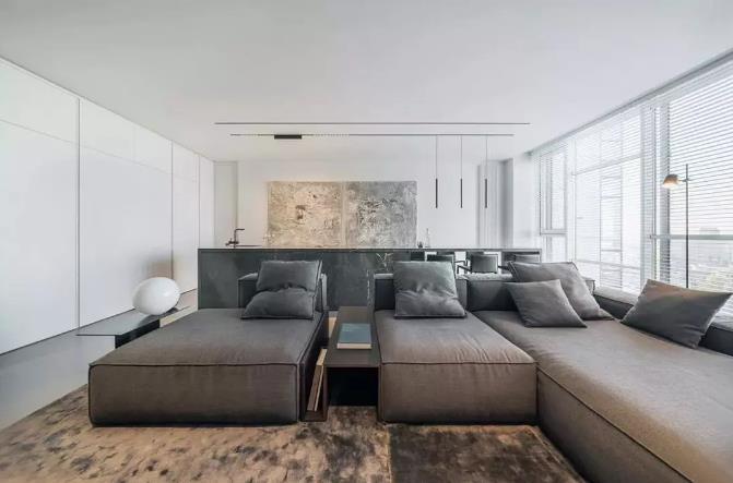 【渭南美颂雅庭装饰】100平米的房子怎样装?