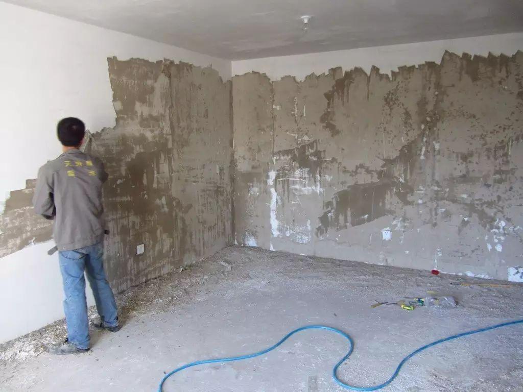 主体拆改注意事项,别再让工人乱砸墙啦!
