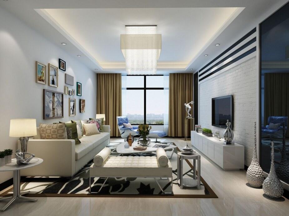 100平三室二厅装修多少钱?