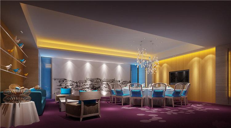 西昌宾馆酒楼装修设计公司