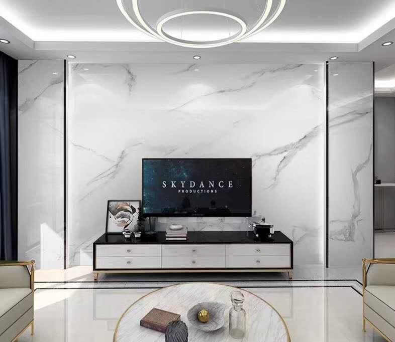 客厅电视背景墙装饰设计