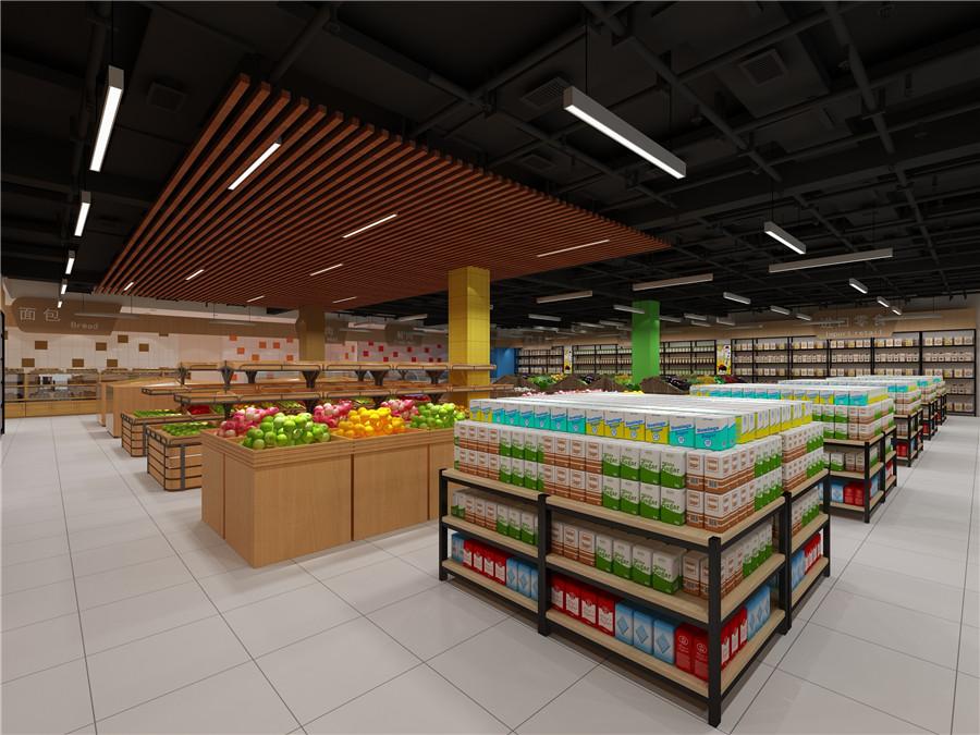 西昌超市商场装修公司
