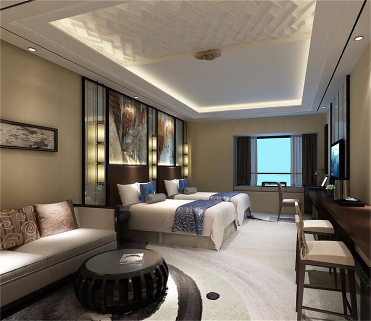 西昌旅店装修设计,现代流行的装修风格