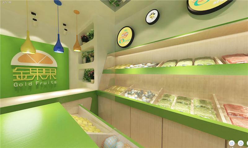 水果店装修效果图,开水果店的注意事项