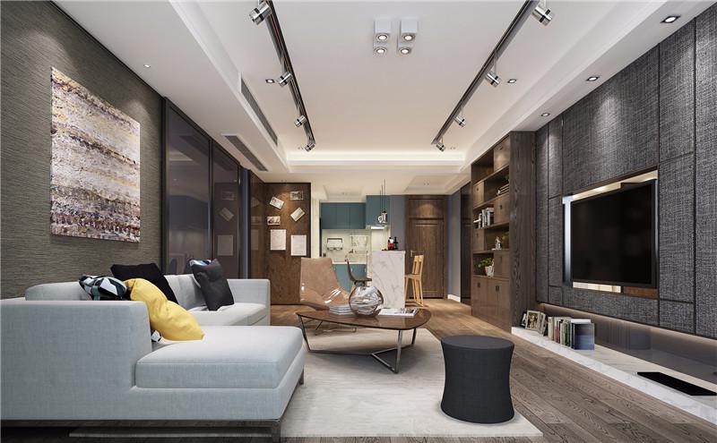 70平方2室一厅装修,70平装修设计