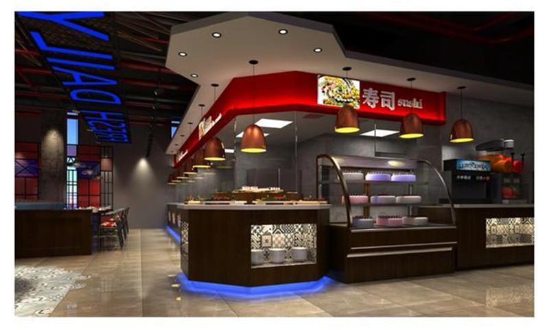 烤肉店装修_烤肉店装修设计