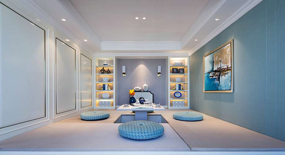 150㎡現代簡約四室