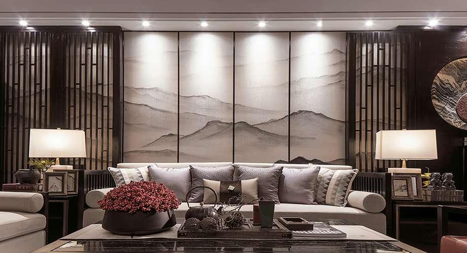 180㎡新中式四居室