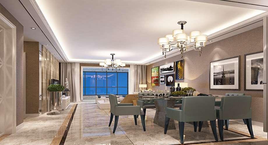 103㎡現代簡約兩居室