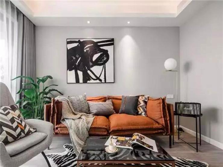 女白领二居室,年轻舒适的混搭,温馨优雅!