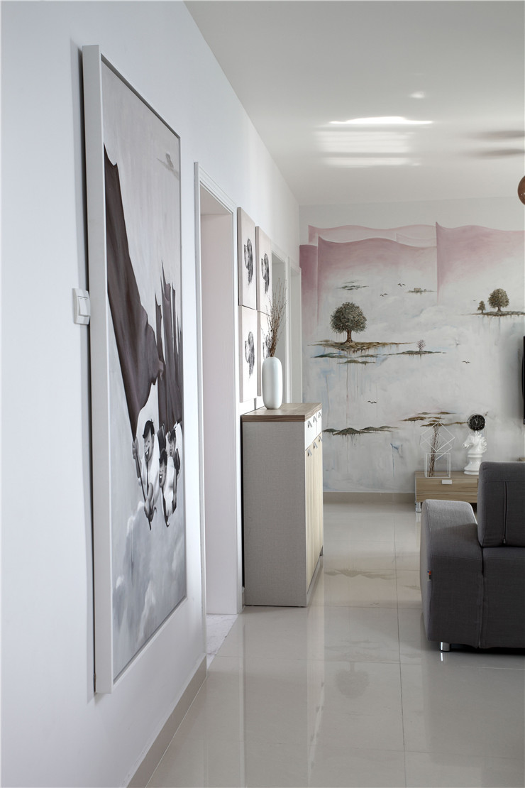 一居室现代简约风