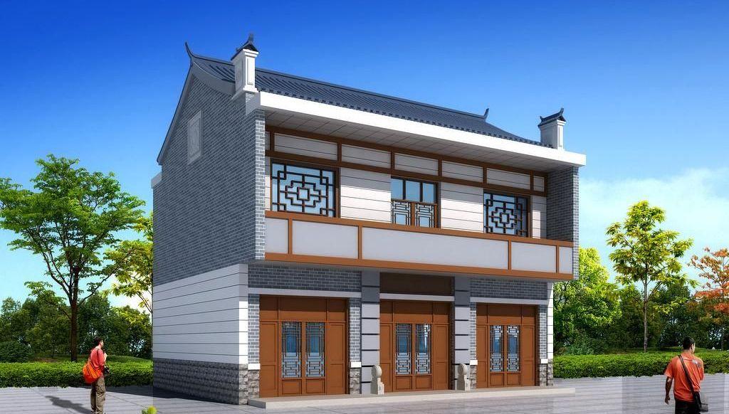 新農村別墅哪些風格合適