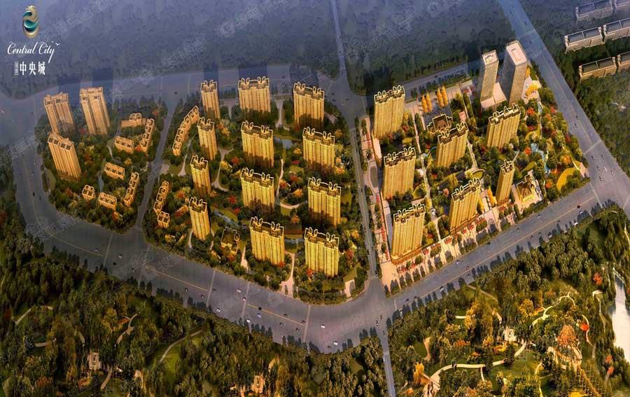 106 麗景中央城 后現代