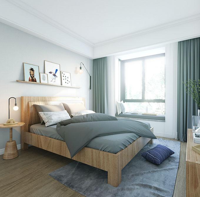 你家的卧室万博maxbet官网下载的合理吗?