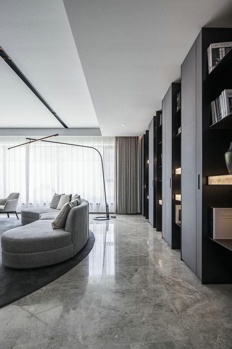 私人住宅——现代——330㎡