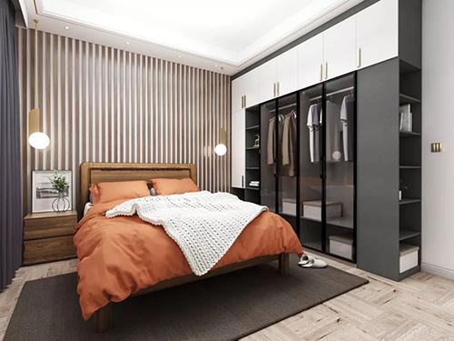 了解衣柜的設計,為你的裝修提升一個level